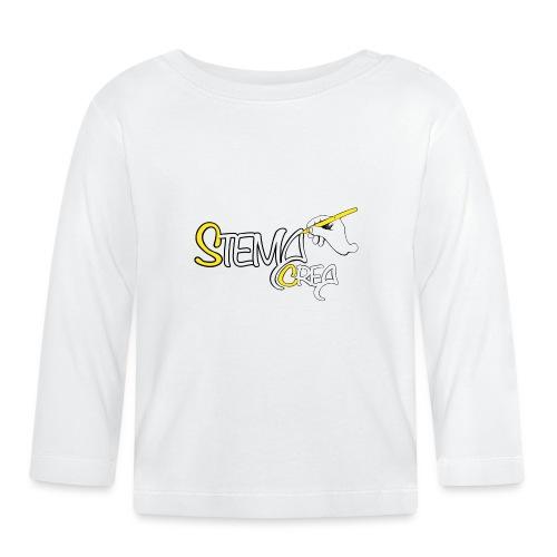 Stema CREA Logo - T-shirt manches longues Bébé