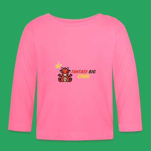 Fantasy big store - Maglietta a manica lunga per bambini