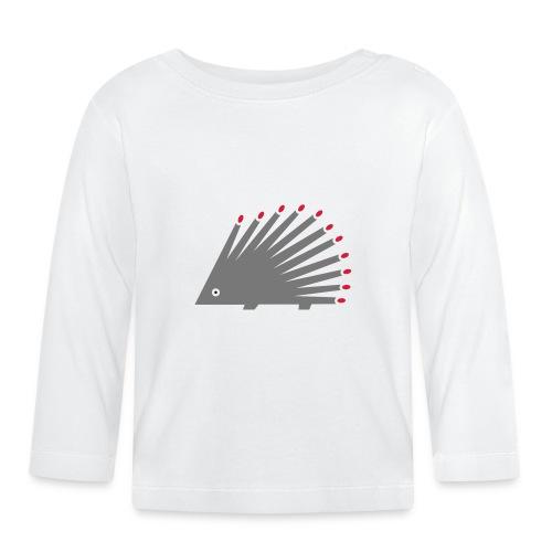 Hedgehog - Baby Long Sleeve T-Shirt