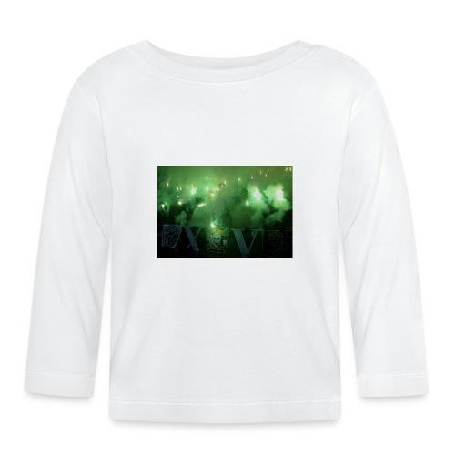 #Bajen - Långärmad T-shirt baby