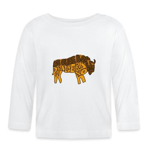 De Wilde Bizon - T-shirt