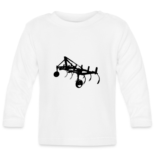 Cultivator1 - Baby Long Sleeve T-Shirt