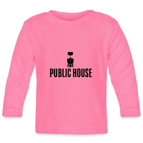 Official Women Shit by Public House - Baby Long Sleeve T-Shirt