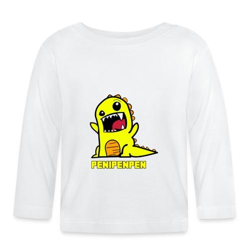PENIPENPEN YELLOW - Baby Langarmshirt