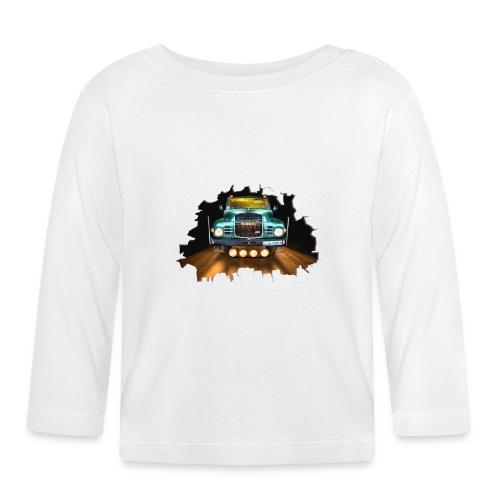 Camión clásico - Classic Truck - Camiseta manga larga bebé