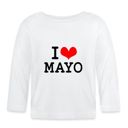 I Love Mayo - Baby Long Sleeve T-Shirt