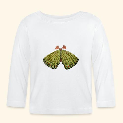 Falena verde - Maglietta a manica lunga per bambini