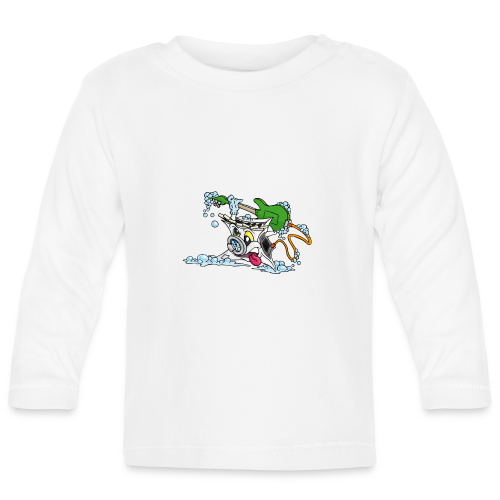 Wicked Washing Machine Wasmachine - T-shirt