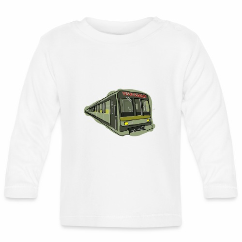 Urban convoy - Maglietta a manica lunga per bambini