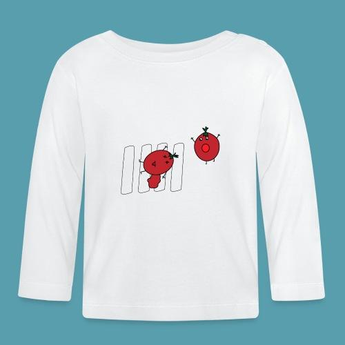 tomaatit - Vauvan pitkähihainen paita