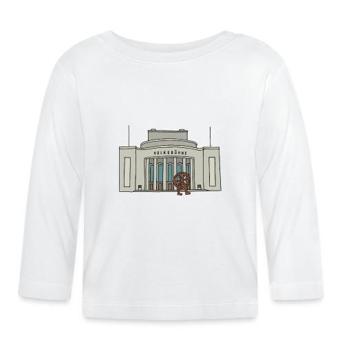 Volksbühne BERLIN - Koszulka niemowlęca z długim rękawem