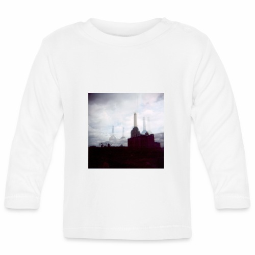 Original Artist design * Battersea - Baby Long Sleeve T-Shirt