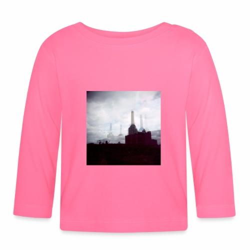 Original Artist design * Battersea - Baby Long Sleeve T-Shirt