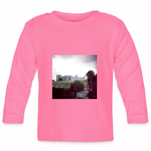 Original Artist design * Blocks - Baby Long Sleeve T-Shirt
