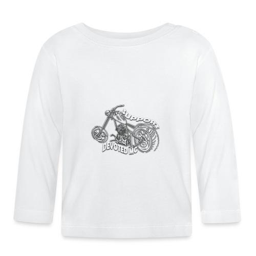T-Shirt DEVOTEDMC SUPPORT CHOPPER - Langarmet baby-T-skjorte