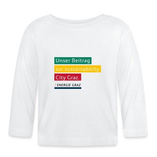 Energie Graz Vision - Baby Langarmshirt
