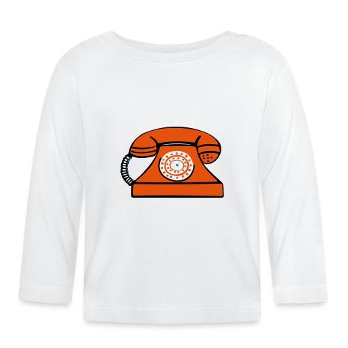 PHONERED - Baby Long Sleeve T-Shirt