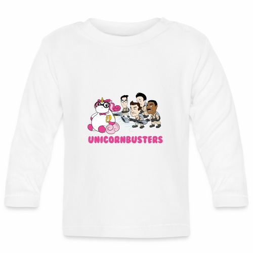 Unicornbuster - Baby Langarmshirt