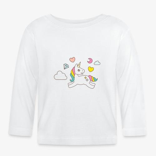 unicorn - Baby Long Sleeve T-Shirt