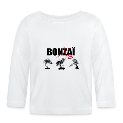 Bonsaï sans Z - T-shirt manches longues Bébé