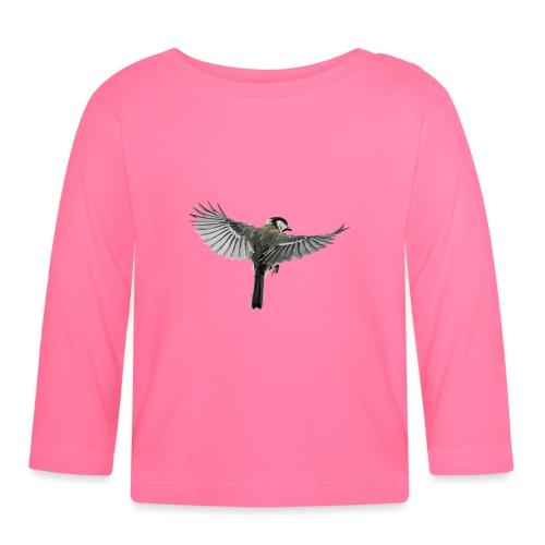 Vogel - Baby Langarmshirt