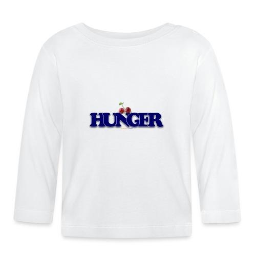 TShirt Hunger cerise - T-shirt manches longues Bébé