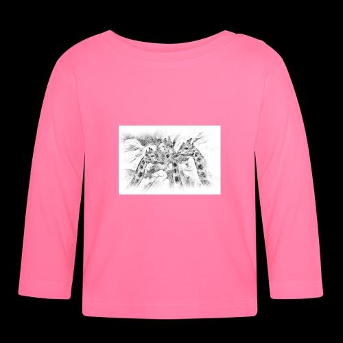 les girafes bavardes - T-shirt manches longues Bébé
