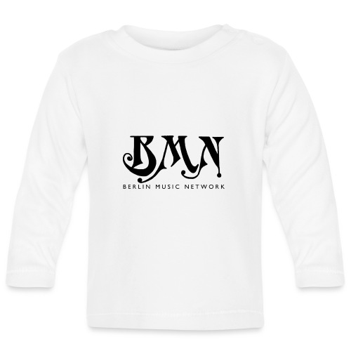 BLACK BMN E1 - Baby Langarmshirt