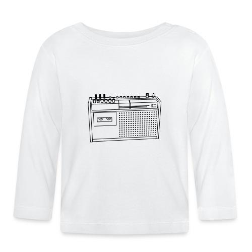 Rekorder R160 - Baby Langarmshirt