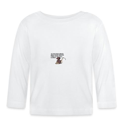 Comicità - Maglietta a manica lunga per bambini