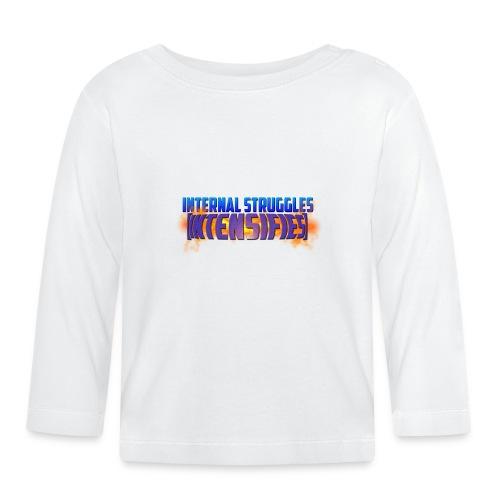 INTERNAL STRUGGLES INTENSIFIES - Baby Long Sleeve T-Shirt