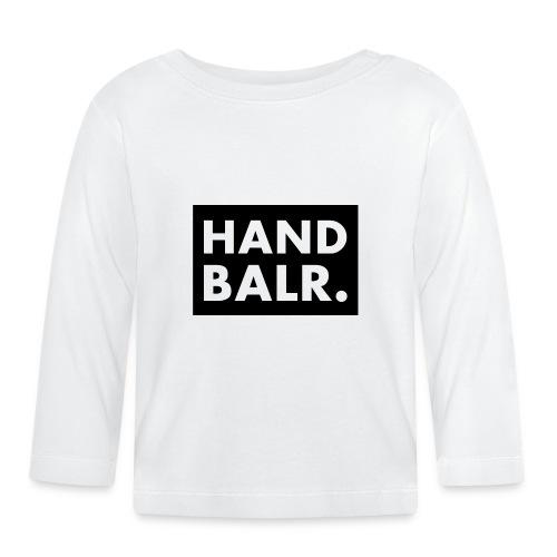 Handbalr Wit - T-shirt