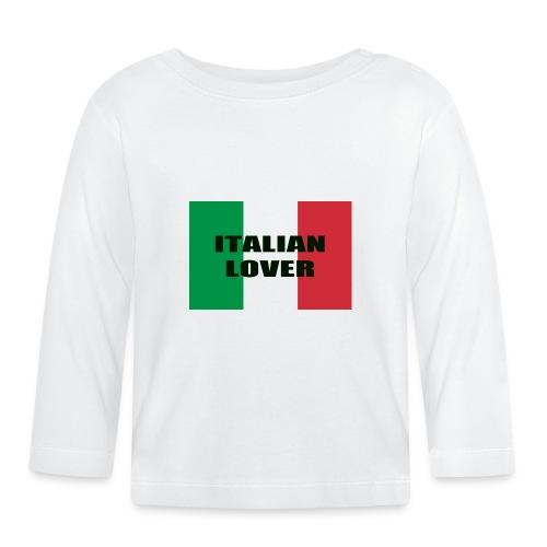 ITALIAN LOVER - Maglietta a manica lunga per bambini