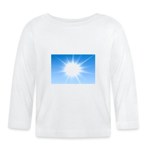 infradito - Maglietta a manica lunga per bambini