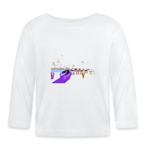 CITY NIGHT - Maglietta a manica lunga per bambini