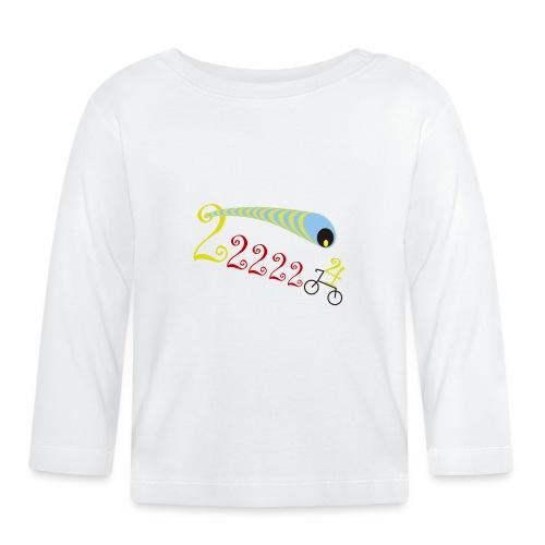 fila_del_dos - Camiseta manga larga bebé