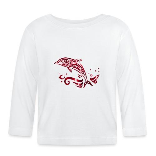 Tribal Dolfijn - T-shirt