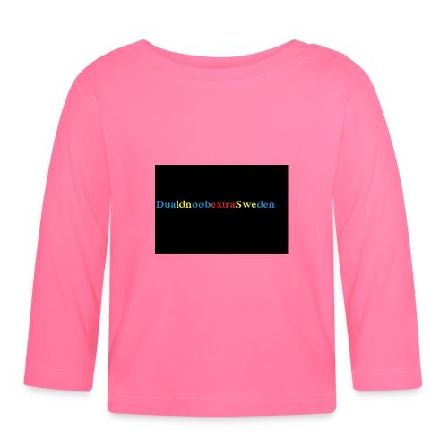 DualdnoobextraSwedens Mugg - Långärmad T-shirt baby