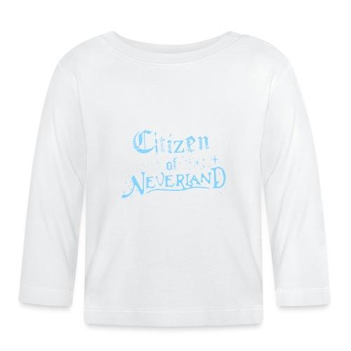 Citizen_blue 02 - Baby Long Sleeve T-Shirt