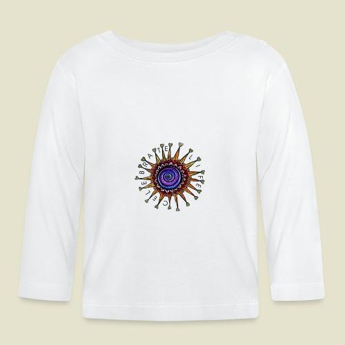 Celebrate Life Mandala - Baby Langarmshirt