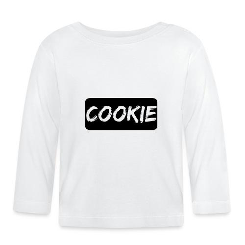 La galleta _-_ Negro - Camiseta manga larga bebé