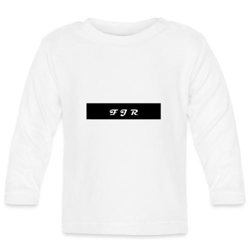 FJR hoodie merchandise - Baby Long Sleeve T-Shirt