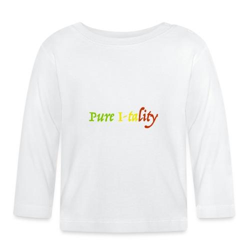 Pure I-tality - Baby Long Sleeve T-Shirt