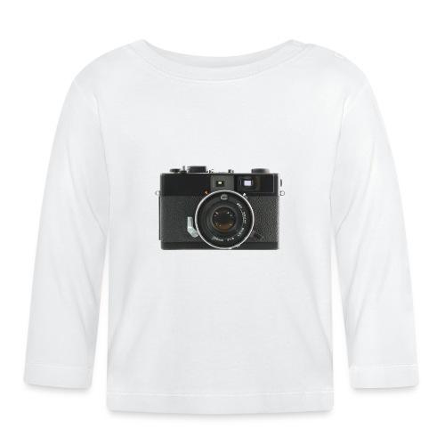 Vintage Camera Auto S3 - Maglietta a manica lunga per bambini