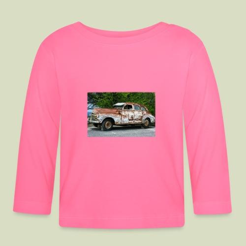 RustyCar - Vauvan pitkähihainen paita