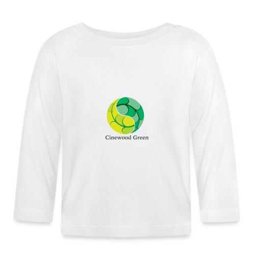 Cinewood Green - Baby Long Sleeve T-Shirt