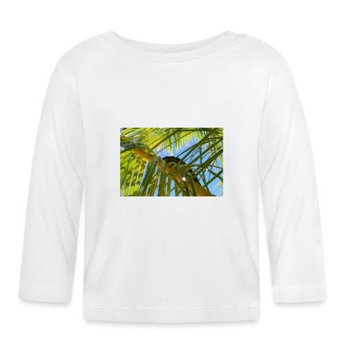 Camaleonte - Maglietta a manica lunga per bambini