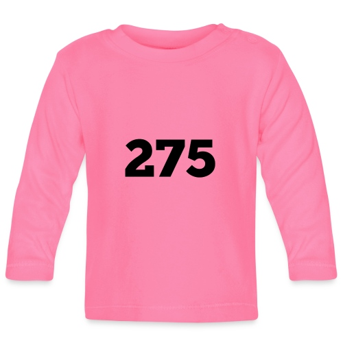 275 - Baby Long Sleeve T-Shirt