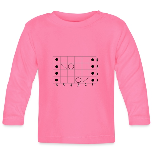 My Lace- - Baby Long Sleeve T-Shirt