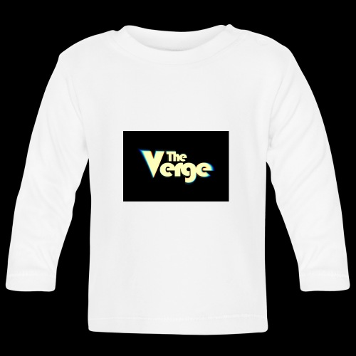 TV logo Vintage 001 - T-shirt manches longues Bébé